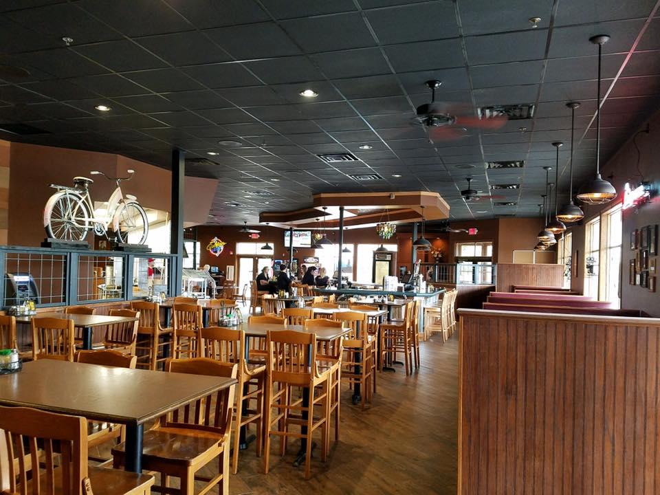Sammy S Elk River Location Perrella Family Inside Restaurant Interior Of